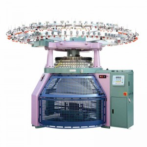 China Knitting Machine -  Rib Circular Knitting Machine – Morton
