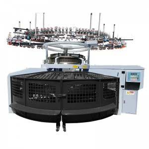 China Computerized Leggings Knitting Machine - Lower Height Single Open Width Knitting Machine – Morton