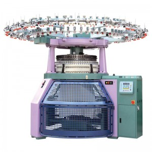 Double Jersey Computerized Jacquard Circular Knitting Machine