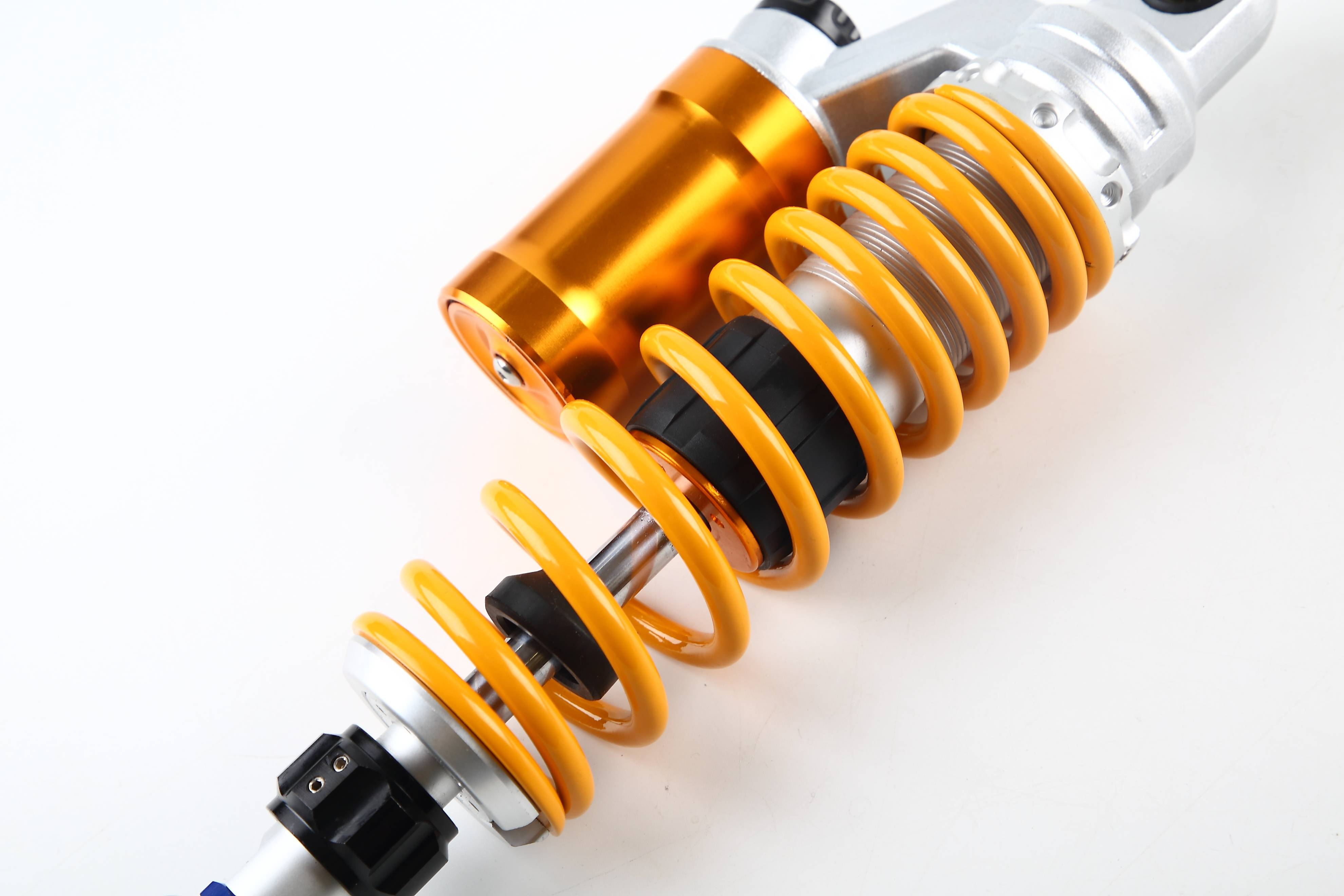 310mm 320mm modify adjustable high quality professional Factory direct sales universal motorcycle rear air shock absorber
