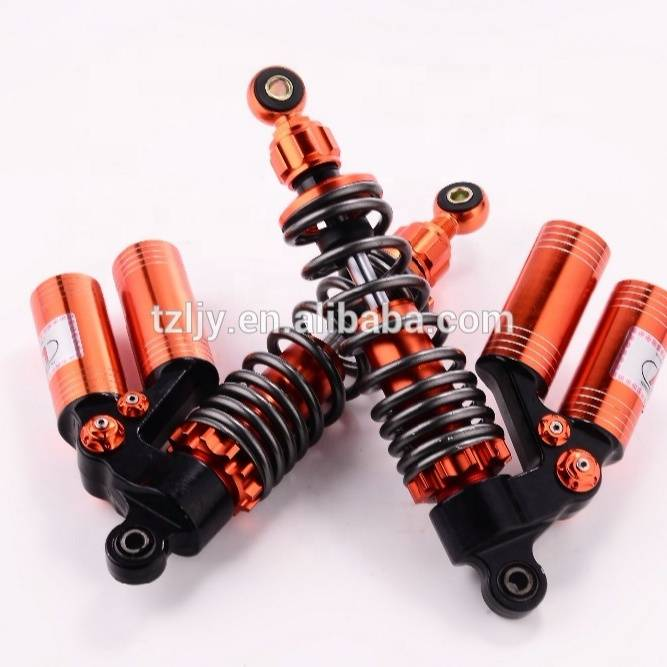 high quality motorcycle shock absober double air bag electric vehicle shock absorber automobile absorber
