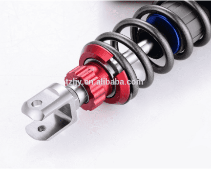 R5538 320MM  scooter air suspension motorcycle rear shock absorber