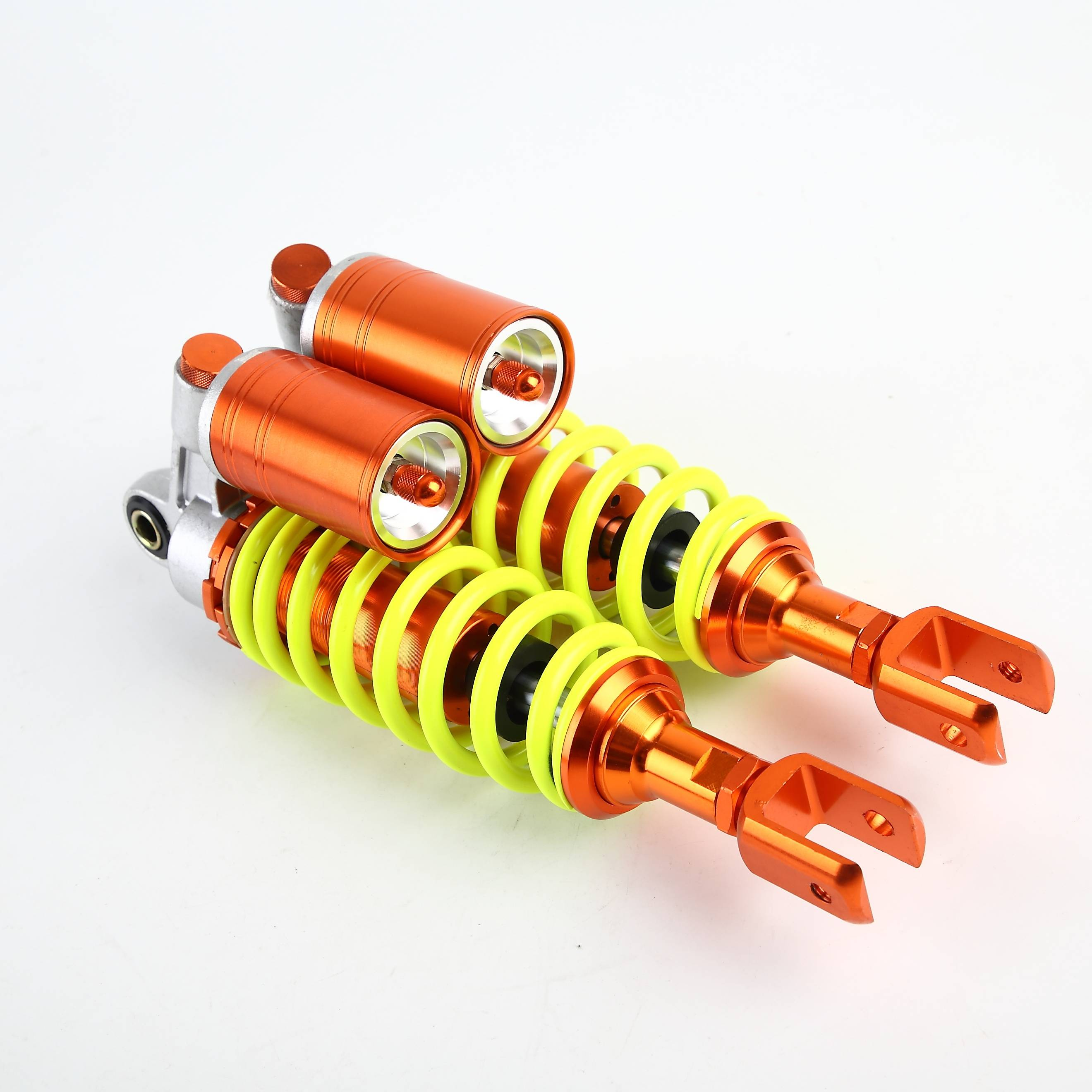 290 mm motorcycle air bag rear shock absorber hot sale