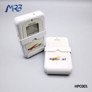Reasonable price for Footfall Analysis - MRB Door people counter HPC001 – MRB