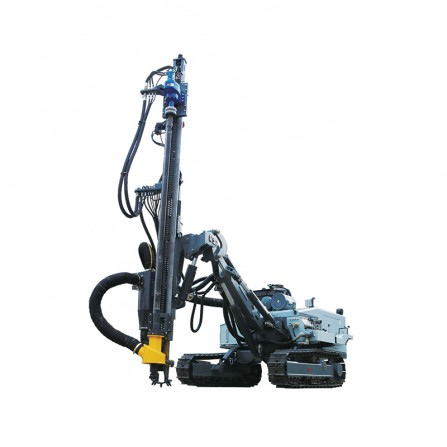 SHEHWA-360-DTH seperated crawler mounted surface hydraulic down-the-hole drilling rig