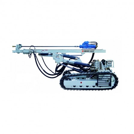 SHEHWA-380-DTH Pneumatic Drilling Rig