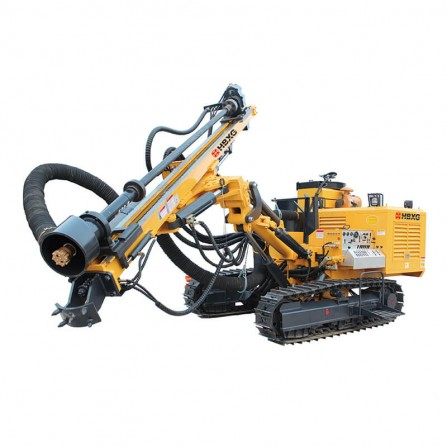 SWMC-370-DTH seperated crawler mounted surface hydraulic down-the-hole drilling rig