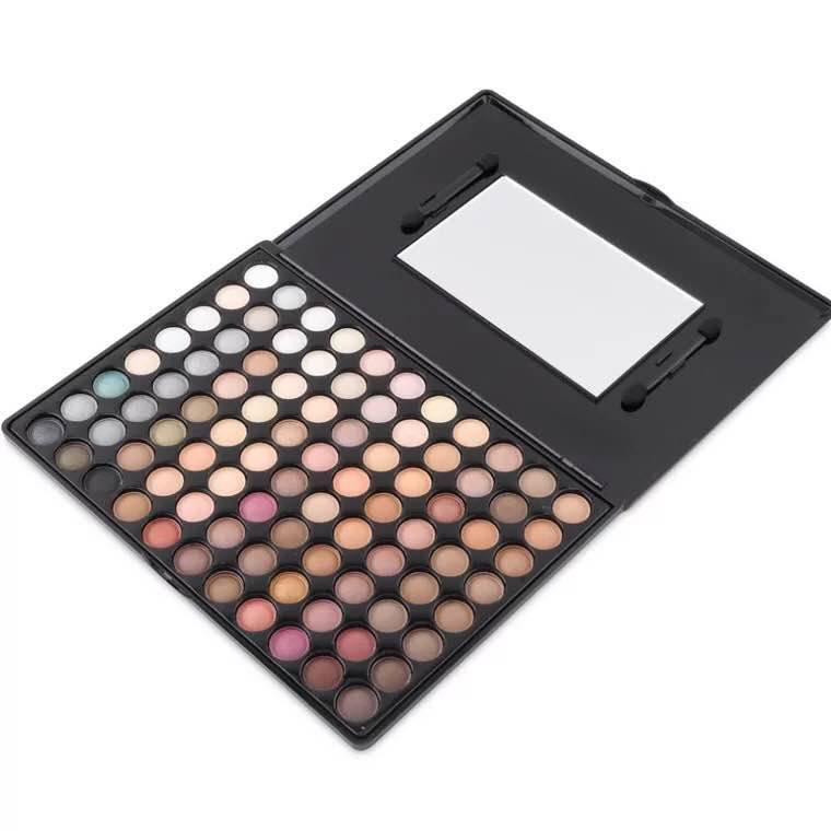 Professional 88 Colors Natural Fusion Eyeshadow Palette Combination Cosmetic Pallet Shimmer Featured Image
