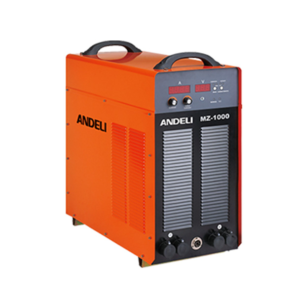 MZ-1000 Inverter DC auto submerged ARC welding machine Featured Image