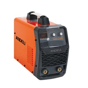 2020 Good Quality Manual Metal Arc Welder - ARC-250S Inverter DC dual voltage MMA welding machine – Andeli