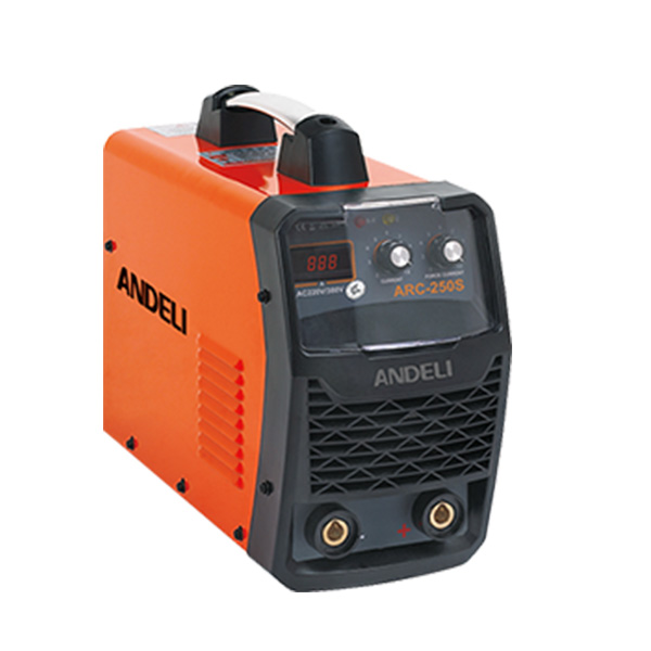 ARC-250S Inverter DC dual voltage MMA welding machine Featured Image