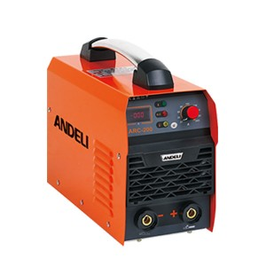 2020 Good Quality Manual Metal Arc Welder - ARC-200 Inverter DC MMA welding machine – Andeli