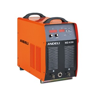 Factory wholesale Esab Inverter Welding Machine - MZ-630 Inverter DC auto submerged ARC welding machine – Andeli