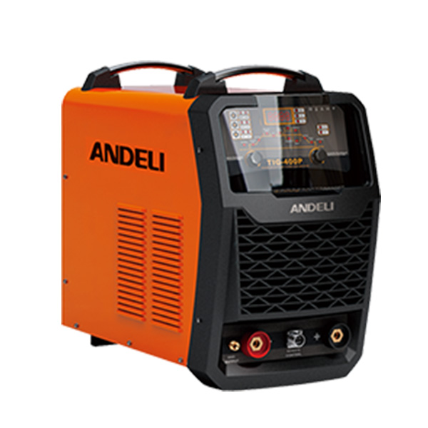 TIG-400P Inverter DC pulse TIG/MMA welding machine Featured Image