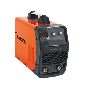 Hot-selling Rod Welders - ARC-400 Inverter DC MMA welding machine – Andeli
