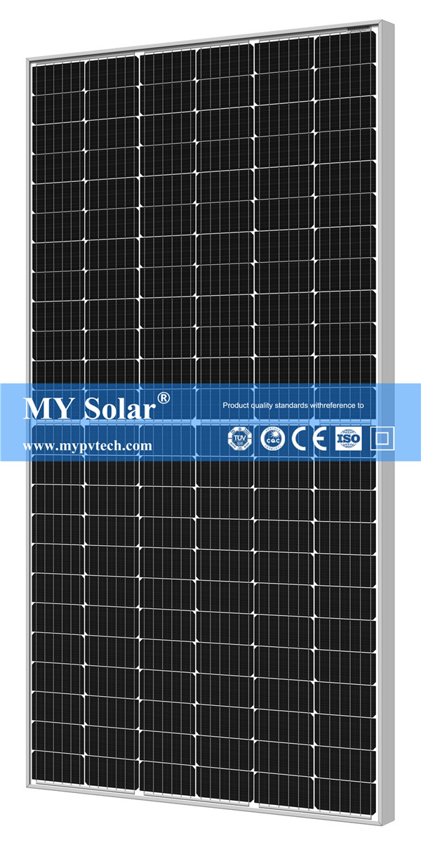 MY SOLAR M6 Half Cell Solar Pv Panel 5bb 6bb 9bb 430w 435watt 440wp 445 Watt 450 w 455 w Perc Solar Pv Module Featured Image