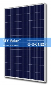Hot New Products Poly Solar Cell - MY SOLAR P3 Poly Solar PV Panel 280w 285watt 290wp 295 Watt 300 w Perc Solar Pv Module – My Solar