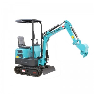 1060kgs with  Swing Arm rotatable  Mini Excavator