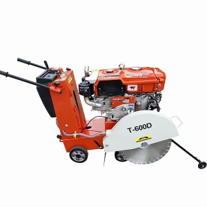 22in (600mm) Semi-Automatic Concrete  cutter