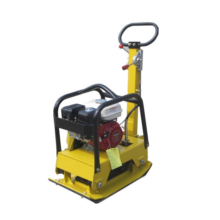 125kg with 25.0kn Reversible plate compactor Featured Image