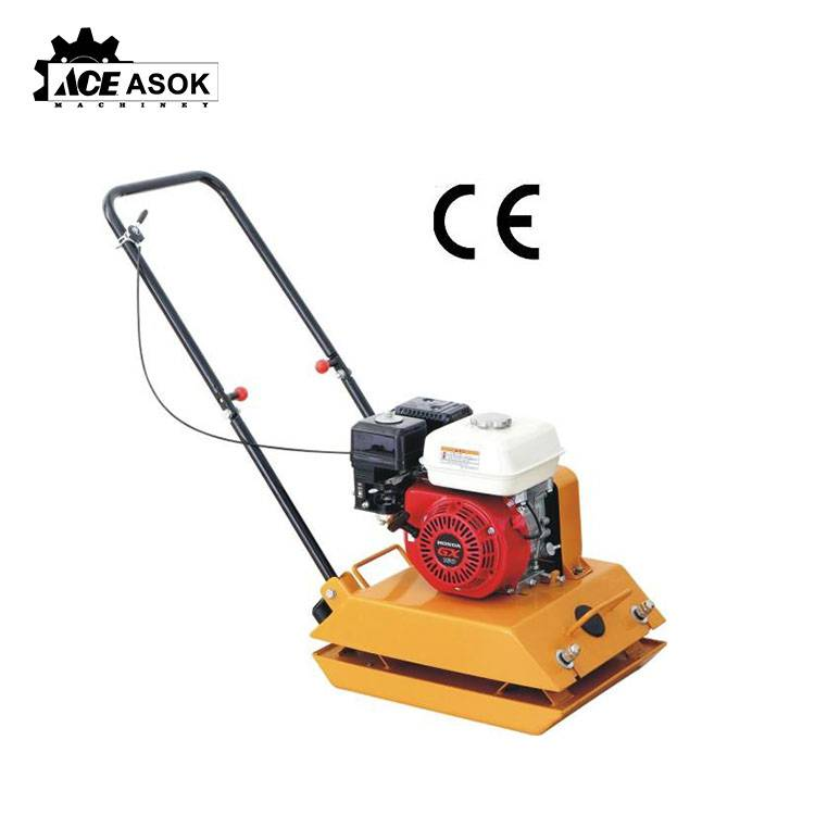 120kgs Concrete Vibrating Diesel Plate Compactor Featured Image