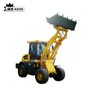 1.8ton Wheel Loader with CE Certification