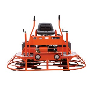 Best Seller! 8 blades Helicopter Concrete Ride On Power Trowel