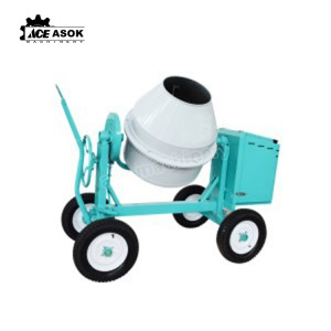 350L Concrete Vibrator-Four Wheel