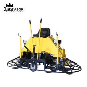 46inx2 Ride-on Concrete Power Trowel