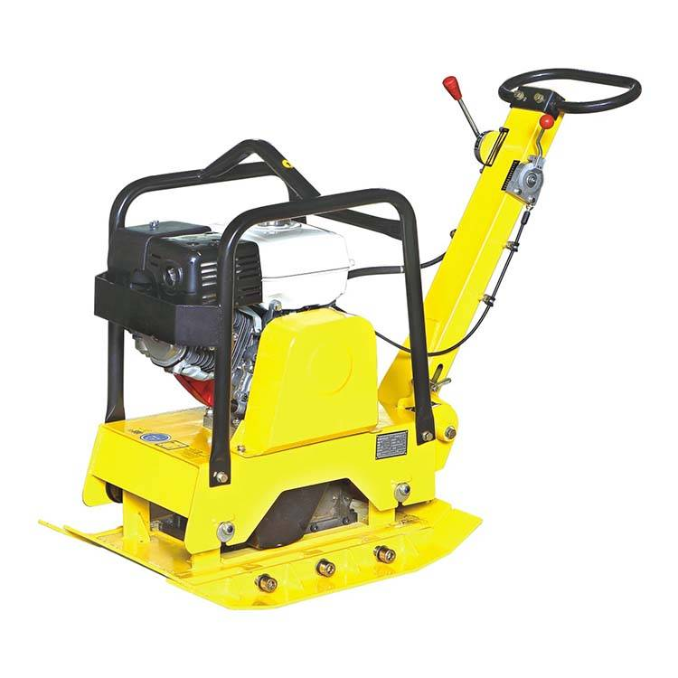 160kg with 30.5kn Reversible plate compactor Featured Image