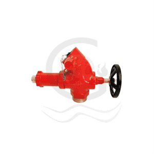 Pressure reducing valve E type