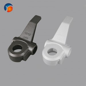 Professional lost foam casting manufacturer-Adjusting arm 002