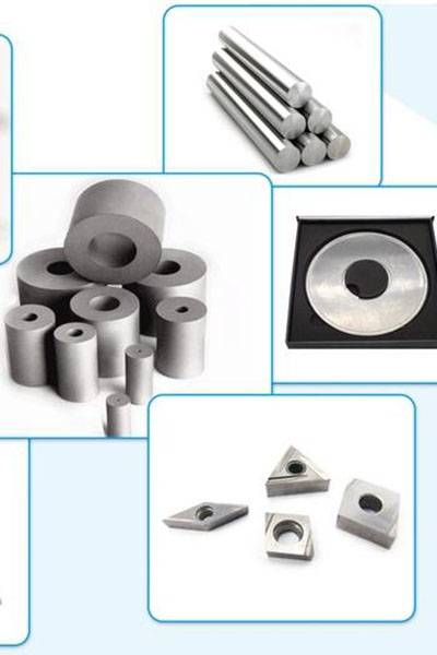 What is the three major market of tungsten carbide products?