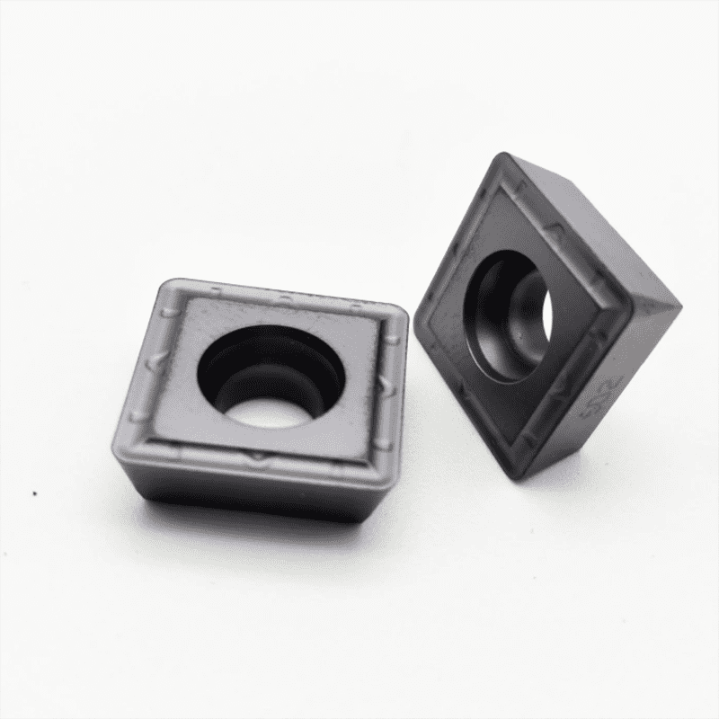 Cemented Carbide CNC Indexable Inserts for Drilling SPMG Featured Image