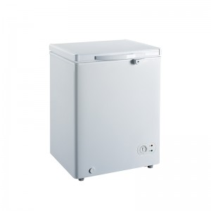 100L Commercial Single Door Chest Freezer with GEMS MEPS BD-100