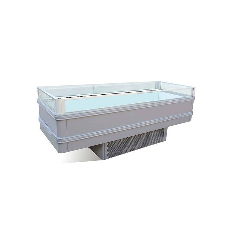 Double temperature ventilated island freezer DII-240