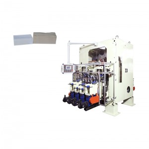 OK-702C Type Four Lanes Log Saw Cutting Machine