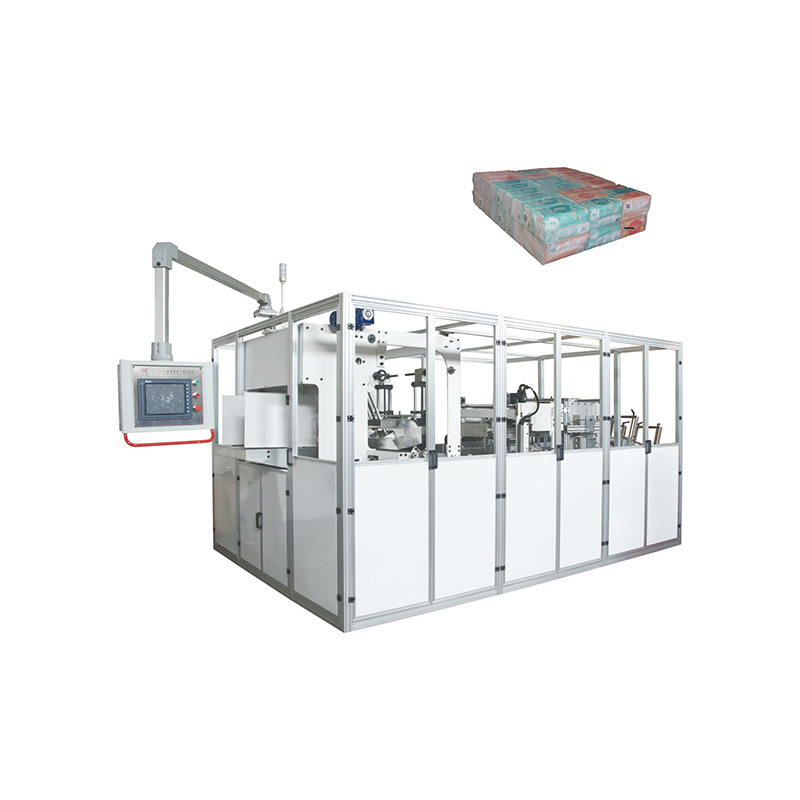 OK-908D Type Facial Tissue Big Bag Bundler Packing Machine