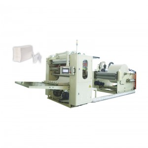 N Folded Hand Towel Folding Machine