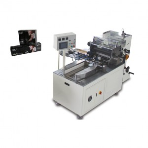 Ok-402 Type Full-Auto Handkerchief Tissue Bundling Packing Machine