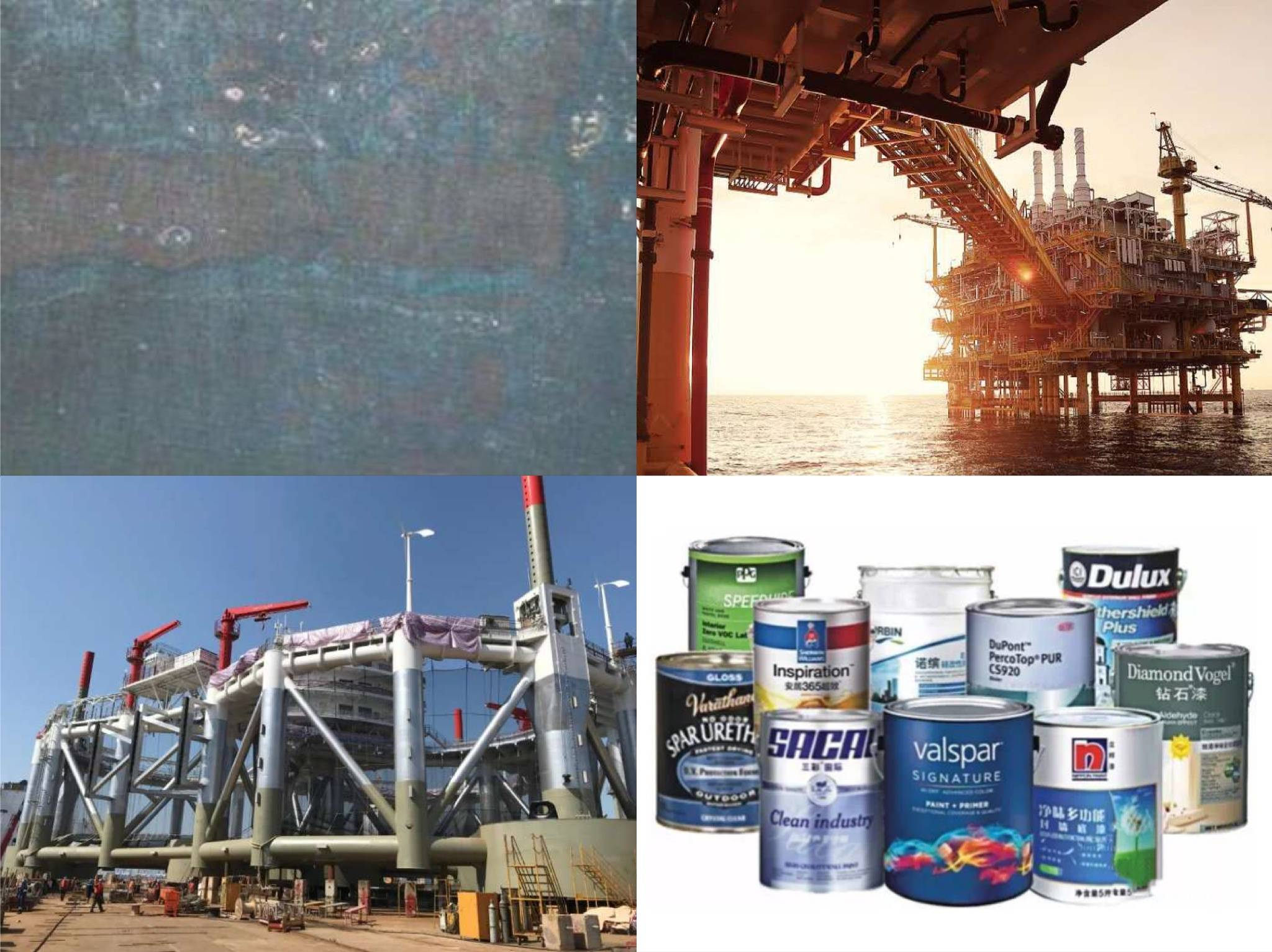 NOELSON Products That Used For Anti-corrosion.