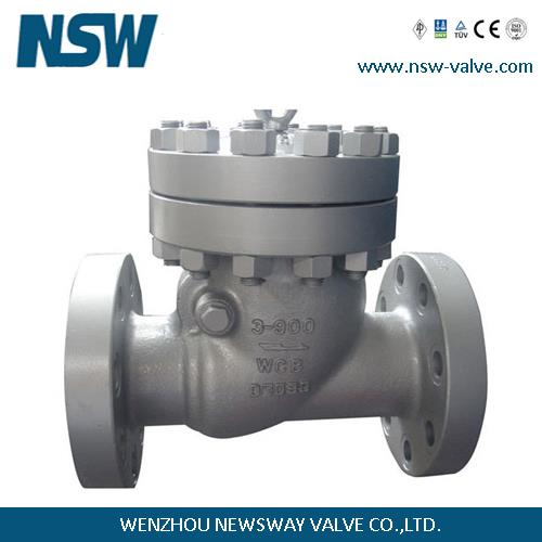 BS 1868 Swing Check Valve Featured Image