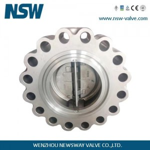 Lugged Wafer Check Valve