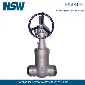 Pressure Sealed Bonnet Gate Valve