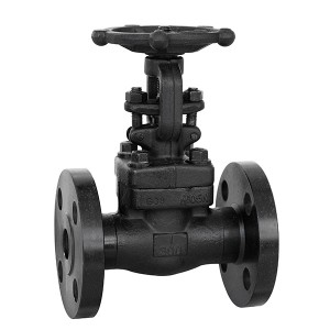 Welded Flange Gate Valve