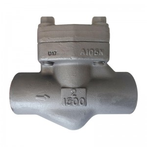 API602 piston check valve