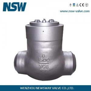 Pressure Sealed Check Valve