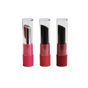 Low price lipstick tube packaging plastic empty lip balm container