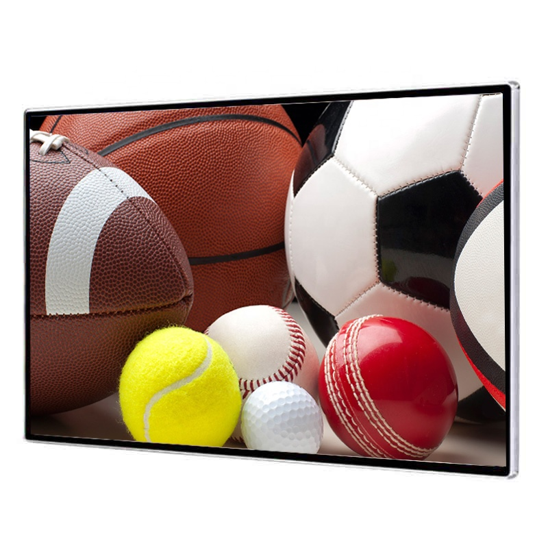 49 inch 4K android  wall mounted digital signage TV LCD advertising display