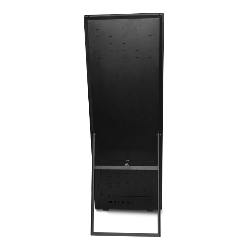 2019 Android Free Stand Kiosk Wifi Digital Signage 43 Inch 1080P HD For Hotel / Restaurant lcd display